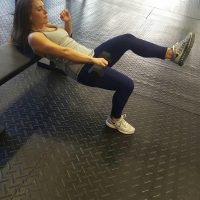 Hip Injury Prevention With Single Leg Glute Bridge